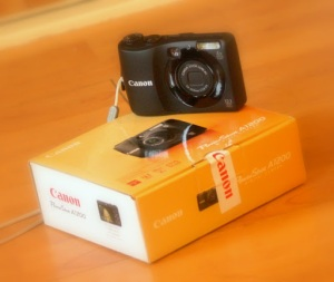 Canon A1200 Review
